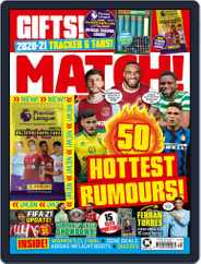 MATCH! (Digital) Subscription August 25th, 2020 Issue