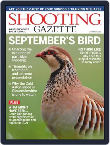 Shooting Gazette September 1st, 2020 Digital Back Issue Cover