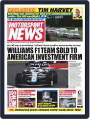 Motorsport News (Digital) Subscription August 27th, 2020 Issue