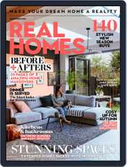 Real Homes (Digital) Subscription October 1st, 2020 Issue