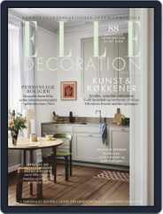 ELLE Decoration Denmark (Digital) Subscription September 1st, 2020 Issue