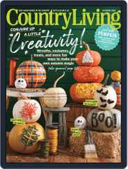 Country Living (Digital) Subscription October 1st, 2020 Issue