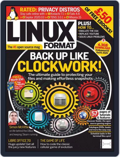 Linux Format September 1st, 2020 Digital Back Issue Cover