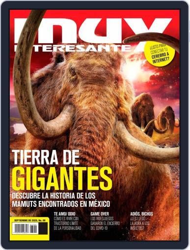 Muy Interesante México (Digital) September 1st, 2020 Issue Cover