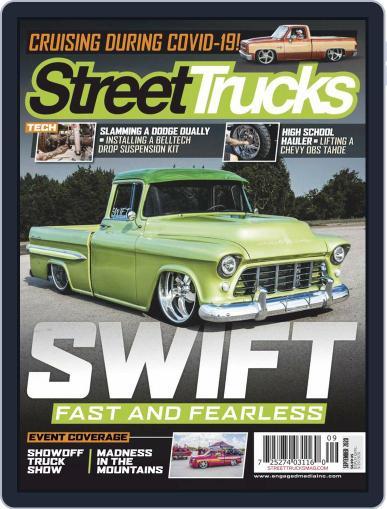 Street Trucks (Digital) September 1st, 2020 Issue Cover
