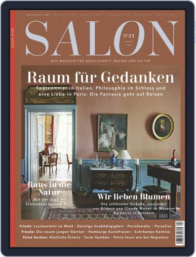Salon (Digital) September 1st, 2020 Issue Cover