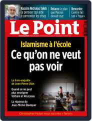 Le Point (Digital) Subscription August 27th, 2020 Issue