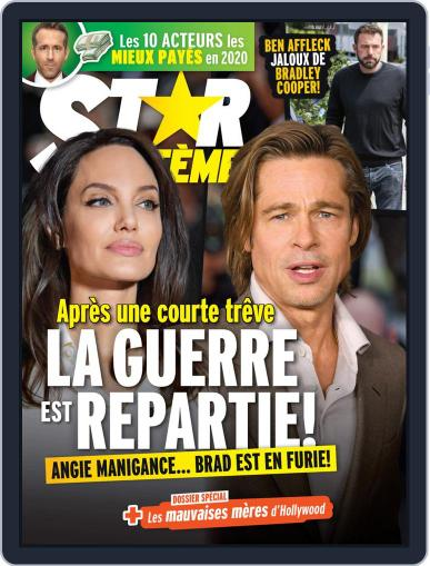 Star Système September 4th, 2020 Digital Back Issue Cover