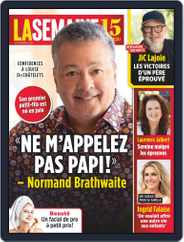 La Semaine (Digital) Subscription September 4th, 2020 Issue