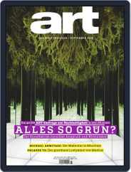 art Magazin (Digital) Subscription September 1st, 2020 Issue