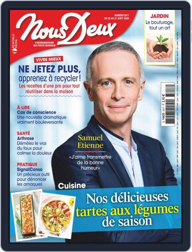 Nous Deux August 25th, 2020 Digital Back Issue Cover