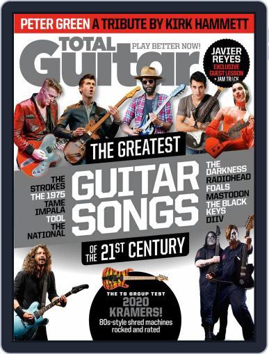 Total Guitar September 1st, 2020 Digital Back Issue Cover