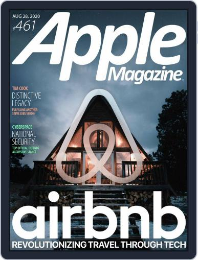 AppleMagazine August 28th, 2020 Digital Back Issue Cover