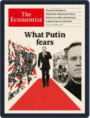 The Economist Continental Europe Edition (Digital) Subscription August 29th, 2020 Issue