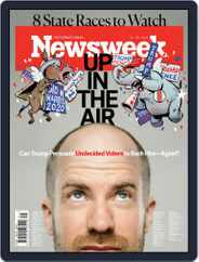 Newsweek International (Digital) Subscription September 4th, 2020 Issue