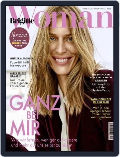 Brigitte Woman October 1st, 2020 Digital Back Issue Cover