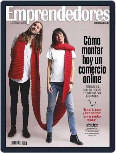 Emprendedores September 1st, 2020 Digital Back Issue Cover