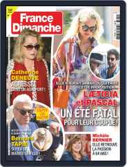 France Dimanche (Digital) Subscription August 28th, 2020 Issue