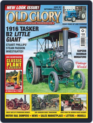 Old Glory (Digital) September 1st, 2020 Issue Cover