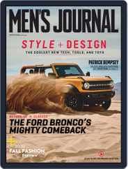 Men's Journal (Digital) Subscription September 1st, 2020 Issue