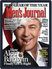 Men's Journal (Digital) Subscription December 4th, 2009 Issue