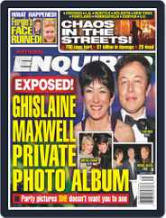 National Enquirer (Digital) Subscription August 31st, 2020 Issue