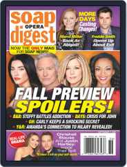 Soap Opera Digest (Digital) Subscription September 7th, 2020 Issue