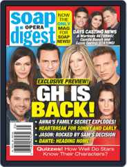 Soap Opera Digest (Digital) Subscription August 31st, 2020 Issue