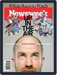 Newsweek (Digital) Subscription September 4th, 2020 Issue