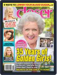 Closer Weekly (Digital) Subscription September 7th, 2020 Issue