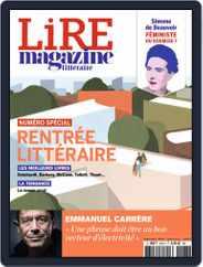 Lire (Digital) Subscription September 1st, 2020 Issue