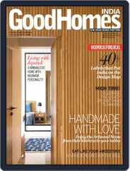 GoodHomes India (Digital) Subscription August 1st, 2020 Issue