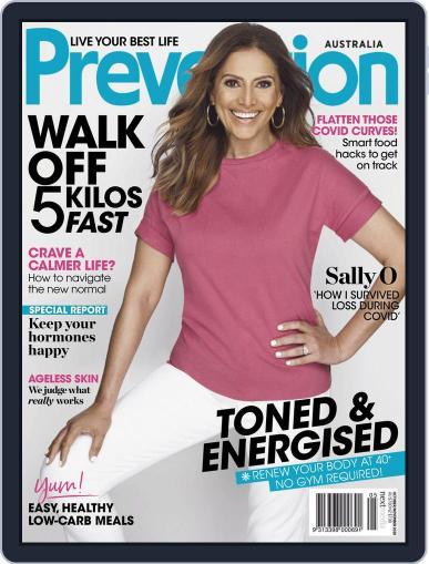 Prevention Magazine Australia October 1st, 2020 Digital Back Issue Cover