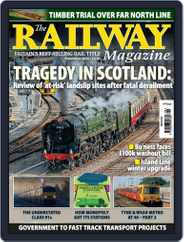 The Railway (Digital) Subscription September 1st, 2020 Issue