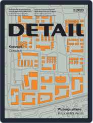 Detail (Digital) Subscription September 1st, 2020 Issue