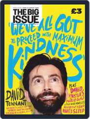 The Big Issue (Digital) Subscription August 31st, 2020 Issue