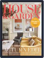 House and Garden (Digital) Subscription October 1st, 2020 Issue
