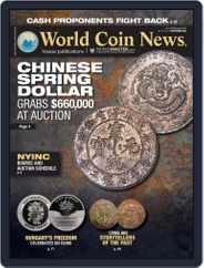 World Coin News (Digital) Subscription September 1st, 2020 Issue