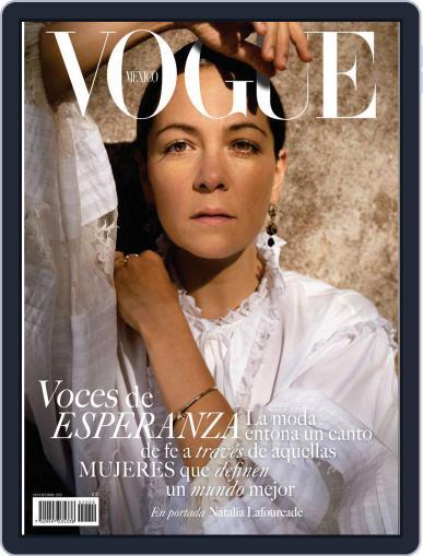 Vogue Mexico (Digital) September 1st, 2020 Issue Cover