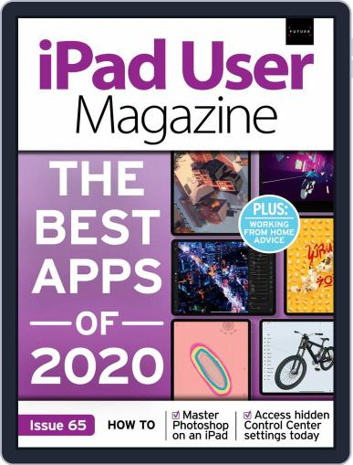 Ipad User (Digital) August 1st, 2020 Issue Cover