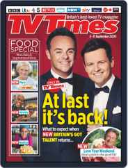 TV Times (Digital) Subscription September 5th, 2020 Issue