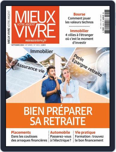 Mieux Vivre Votre Argent (Digital) September 1st, 2020 Issue Cover