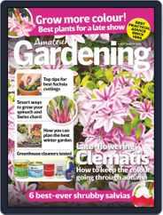 Amateur Gardening (Digital) Subscription September 5th, 2020 Issue
