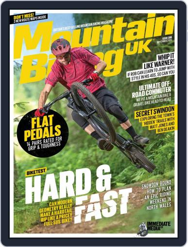 Mountain Biking UK September 1st, 2020 Digital Back Issue Cover