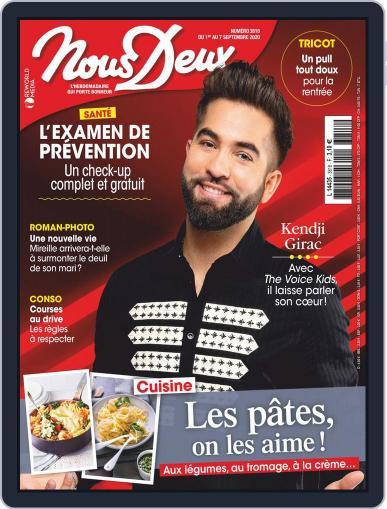 Nous Deux September 1st, 2020 Digital Back Issue Cover