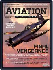 Aviation History (Digital) Subscription September 1st, 2020 Issue