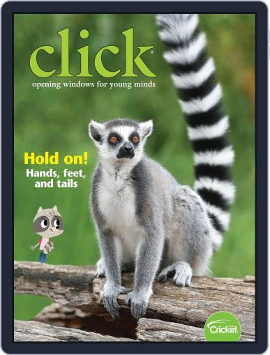 Click Science And Discovery Magazine For Preschoolers And Young Children (Digital) September 1st, 2020 Issue Cover