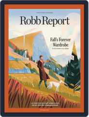 Robb Report (Digital) Subscription September 1st, 2020 Issue