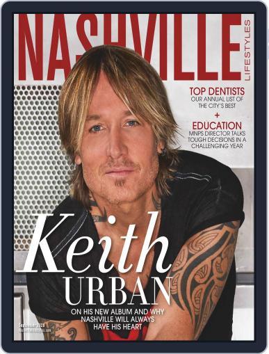 Nashville Lifestyles (Digital) September 1st, 2020 Issue Cover
