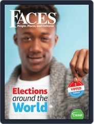 Faces People, Places, and World Culture for Kids and Children (Digital) Subscription September 1st, 2020 Issue